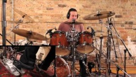 Ludwig TV Presents: Outside the Box (w/Jim Riley,) Part 7 - Double Bass and Classic Maple Drums