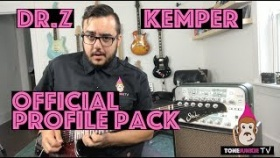 DR Z Official Kemper Profile Pack Demo!!!