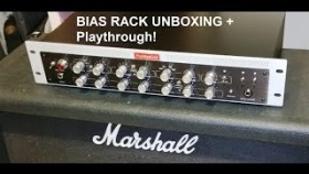 World exclusive- Positive Grid Bias Rack unboxing + all the factory amps!