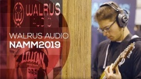 Walrus Audio 2019 (NAMM)