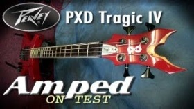 Peavey PXD Tragic IV Bass Guitar Review