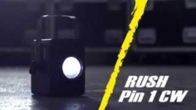 Martin RUSH Pin 1 CW LED Pinspot