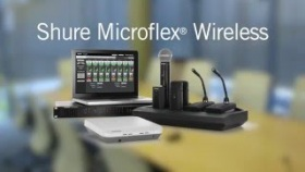 Shure Microflex Wireless: System Overview