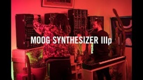Moog Synthesizer IIIp