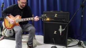 Dr. Z EMS - Medium to High Gain - Dave Baker demo