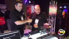 First Look NAMM 2013 - ADJ - WiFly Par QA5 and WiFly Bar QA5