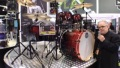 2014 Winter NAMM Mapex Armory Drumset