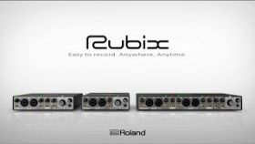 Rubix - Portable, Powerful USB Audio Interface