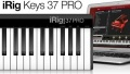 iRig Keys 37 PRO USB MIDI keyboard controller for Mac/PC