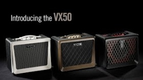 Introducing the VOX VX50 combo series