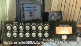 Charter Oak SCL-1 Compressor: How to Compress Piano & Saxophone