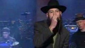 Matisyahu Live on Letterman