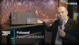 ISE2017: Meyer Sound LINA - (polskie) HD