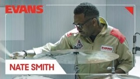 Nate Smith: Percussion Test Subject NS-003 | Evans Drumheads