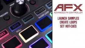 Akai Professional AFX and AMX for Serato DJ