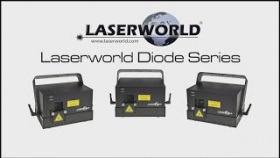 Laserworld Diode Series show laser light | Laserworld