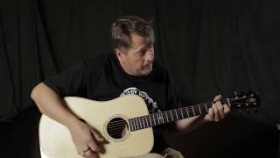 Acoustic Guitar Demos the Alvarez Yairi Honduran DYM60HD