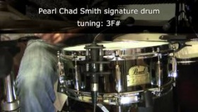 Pearl Chad Smith Signature Snare Drum 14x5