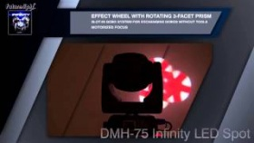 FUTURELIGHT DMH 75 Infinity LED Spot