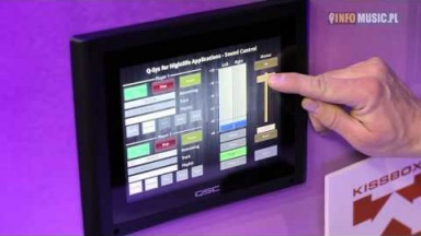 QSC Q-SYS  (ISE 2014)