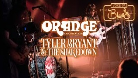 Tyler Bryant wybrał head gitarowy Orange Rockerverb 100 MKIII