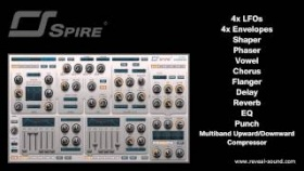 Announcement of the Spire Virtual Synthesizer