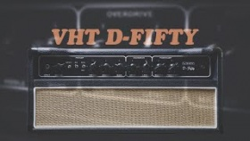 NAMM 2020 PREVIEW: VHT AMPS - D-50 (DUMBLE STYLE AMP) // DEMO