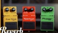 Boss Compact Pedals 40th Anniversary: OD-1 Overdrive, SP-1 Spectrum & PH-1 Phaser | Reverb.com