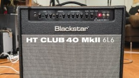 Introducing the HT Club 40 6L6 MkII | Blackstar