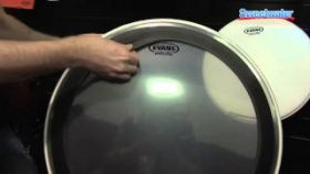 Evans Heavyweight Drums Heads Overview - Sweetwater at Winter NAMM 2014