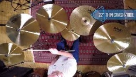 Paiste Master Cymbals - Drummer's Review
