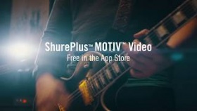 ShurePlus MOTIV Video - Record your band rehearsal