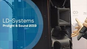 LD Systems - kolumny ICOA (Prolight+Sound 2019)