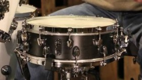 "Mapex Black Panther Design Lab ""Equinox"" Snare Drum"