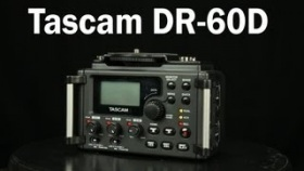Tascam DR-60D Review hands on - DSLR FILM NOOB
