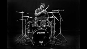 SONOR welcomes Aaron Spears!!