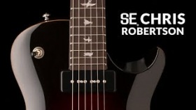 The SE Chris Robertson | PRS Guitars