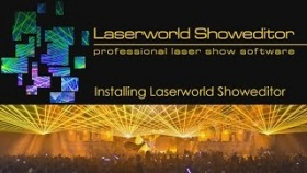 01. Installing Laserworld Showeditor - Laserworld Showeditor Laser Show Software Tutorial Video