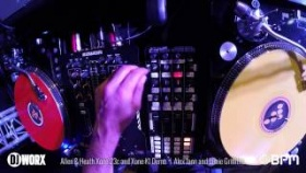 BPM 2014: Allen & Heath Xone:23C and Xone:K1 demo