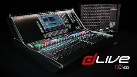 Allen & Heath dLive C Class Introduction