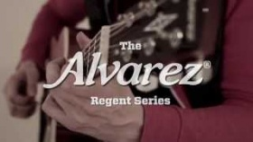 Alvarez Guitars - Regent Series Featurette