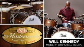Masterworks Sonic-Select Shell Recipe: MODERN DRY featuring Will Kennedy