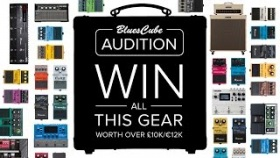 BLUESCUBE AUDITION COMPETITION ? European Edition