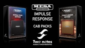 MESA/Boogie Official Impulse Response Two Notes IR Cab Packs