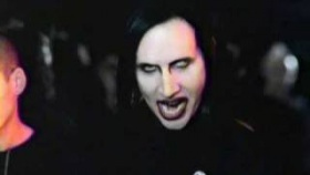 marylin manson tainted love