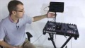 Hercules Keyboard & Tablet Stands For iPad DJs