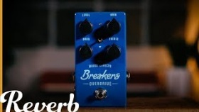 Bondi Effects Breakers Overdrive | Reverb Demo