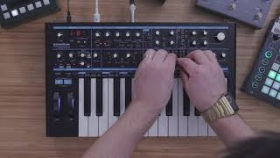 Novation // Bass Station II 4.14 - AFX Mode