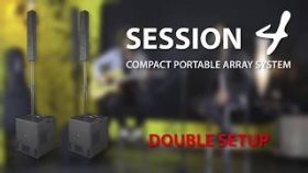 PROEL SESSION4 Compact Portable Array System