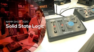 NAMM'20: Interfejsy audio od SSL - SSL 2 i SSL 2+